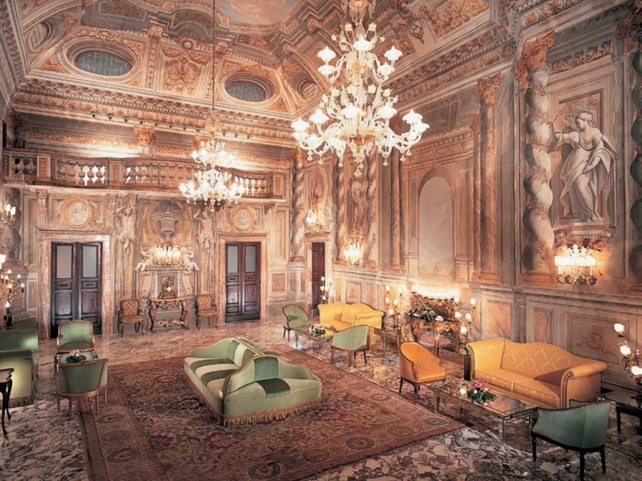Grand Hotel Continental 5*****