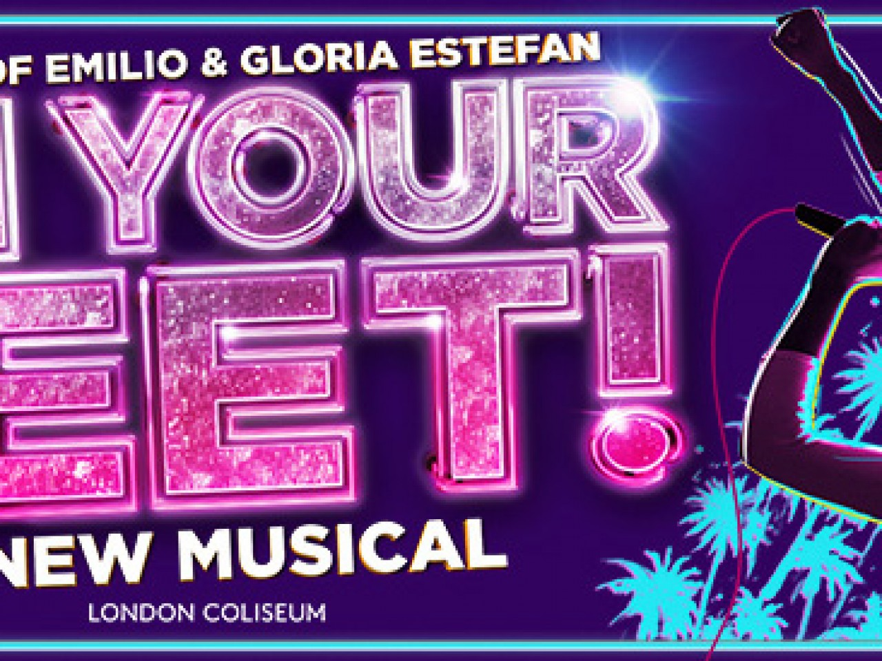 ON YOUR FEET: Hotel & Ticket Packages