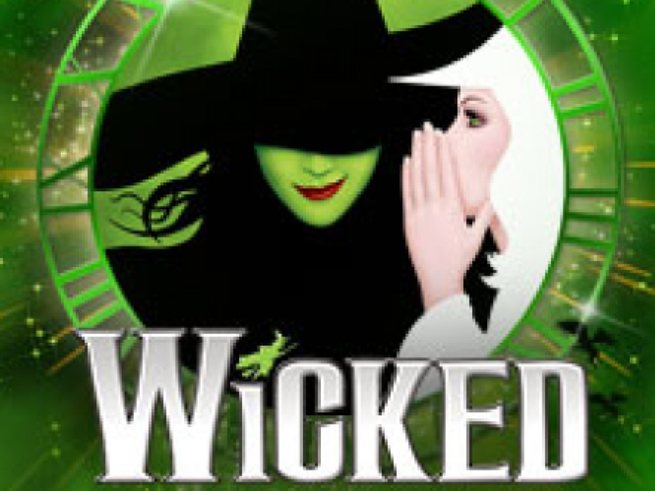 Wicked The untold musical story of The Wizard of Oz's