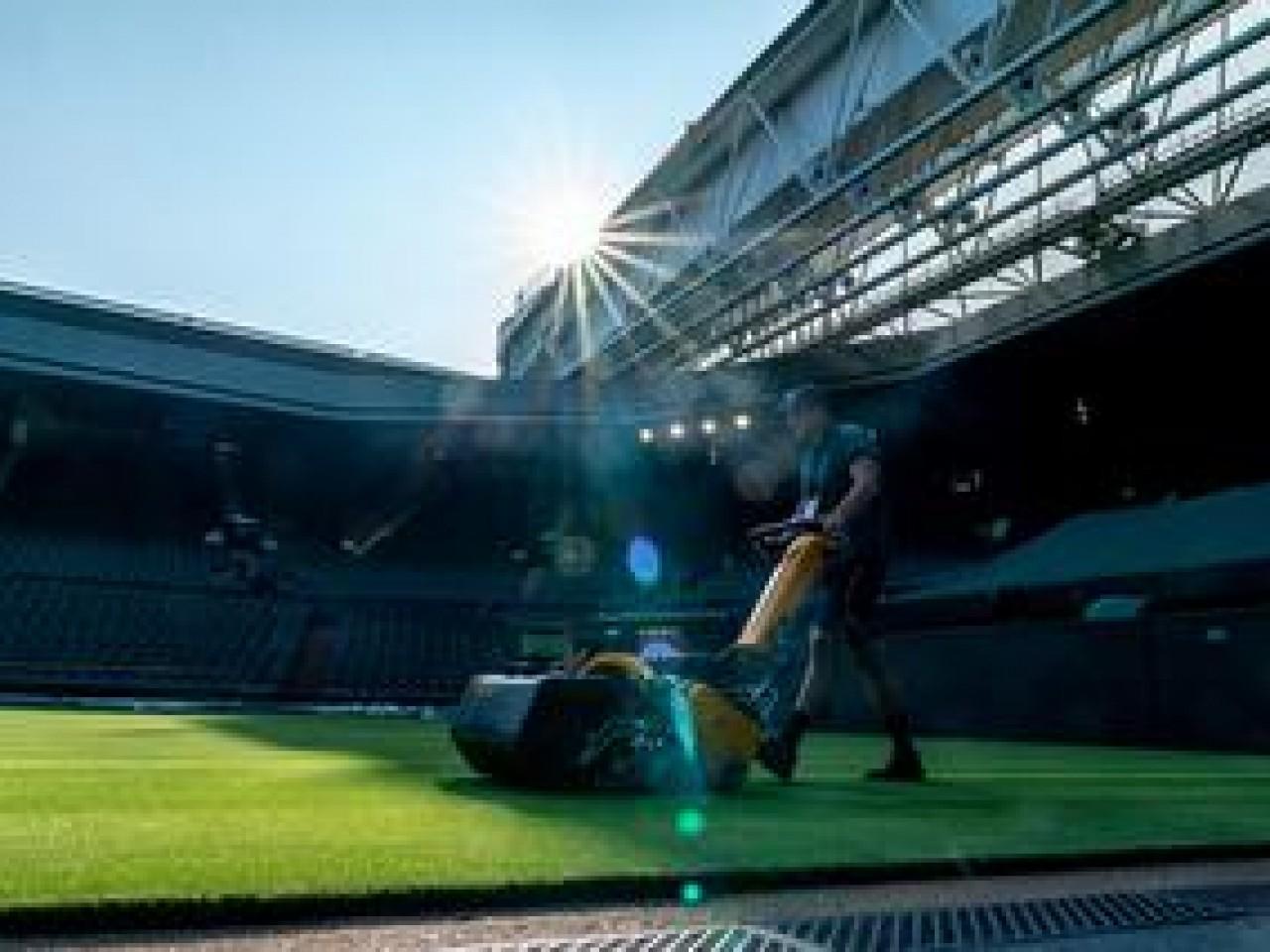 Rosewater Pavilion - The Championships, Wimbledon
