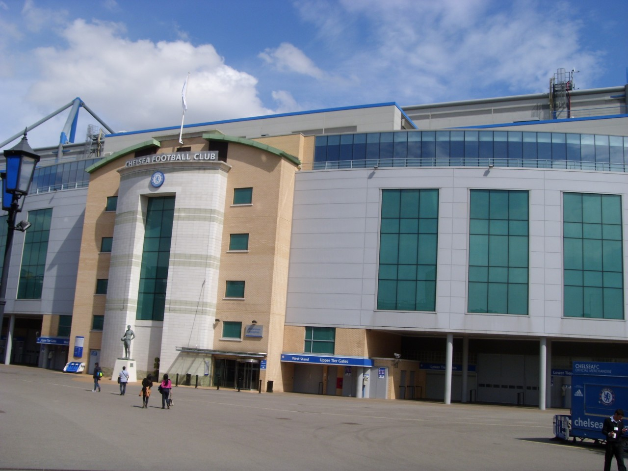 Chelsea FC Hotel & Ticket Breaks