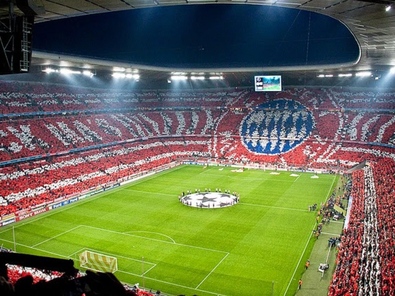 Bayern Munich Hotel and Match Ticket Breaks