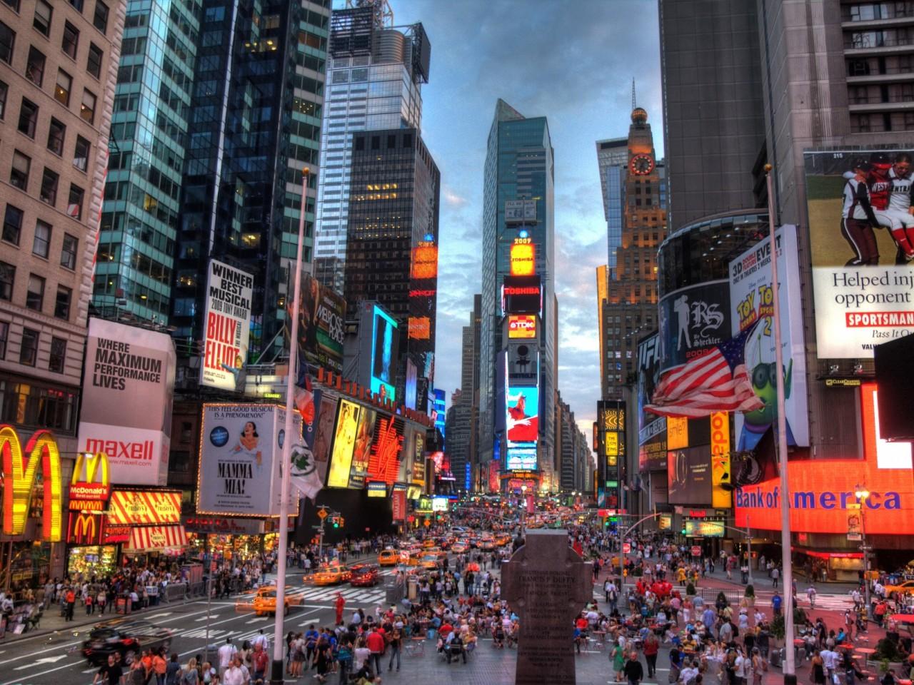 SALDI A NEW YORK