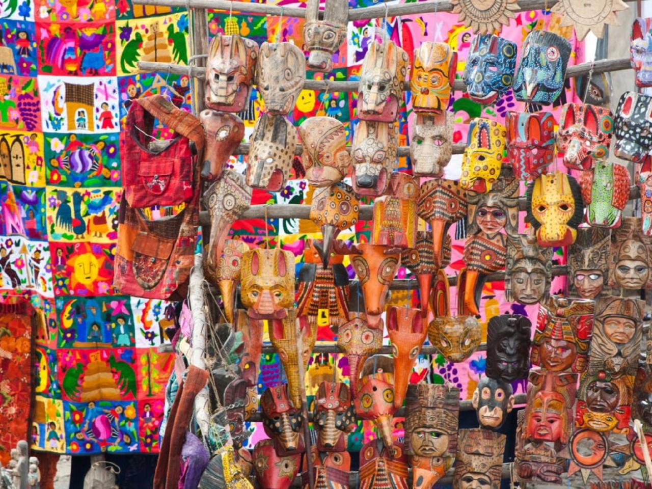 TUTTI I COLORI DEL GUATEMALA