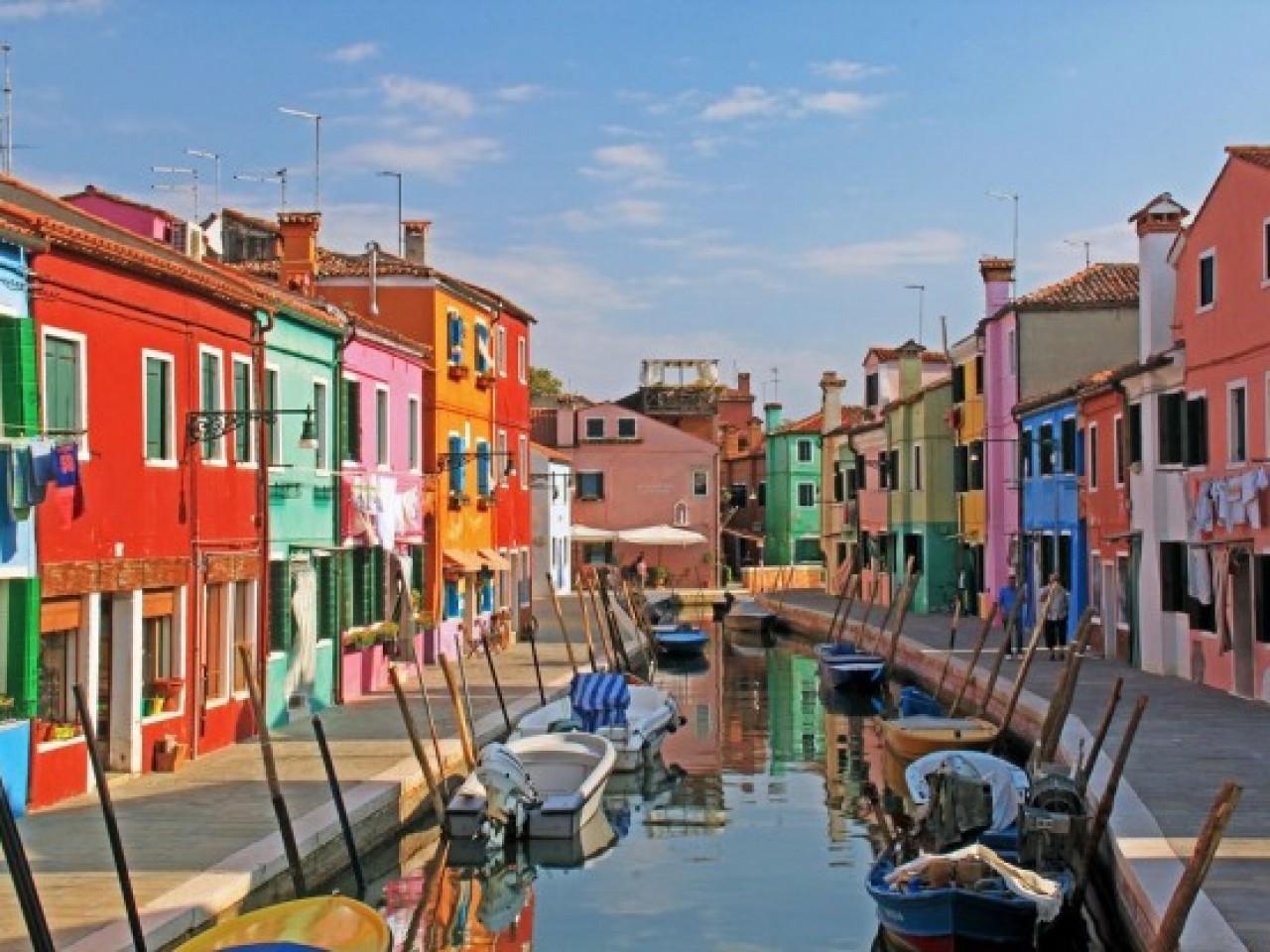 Murano, Burano and Torcello