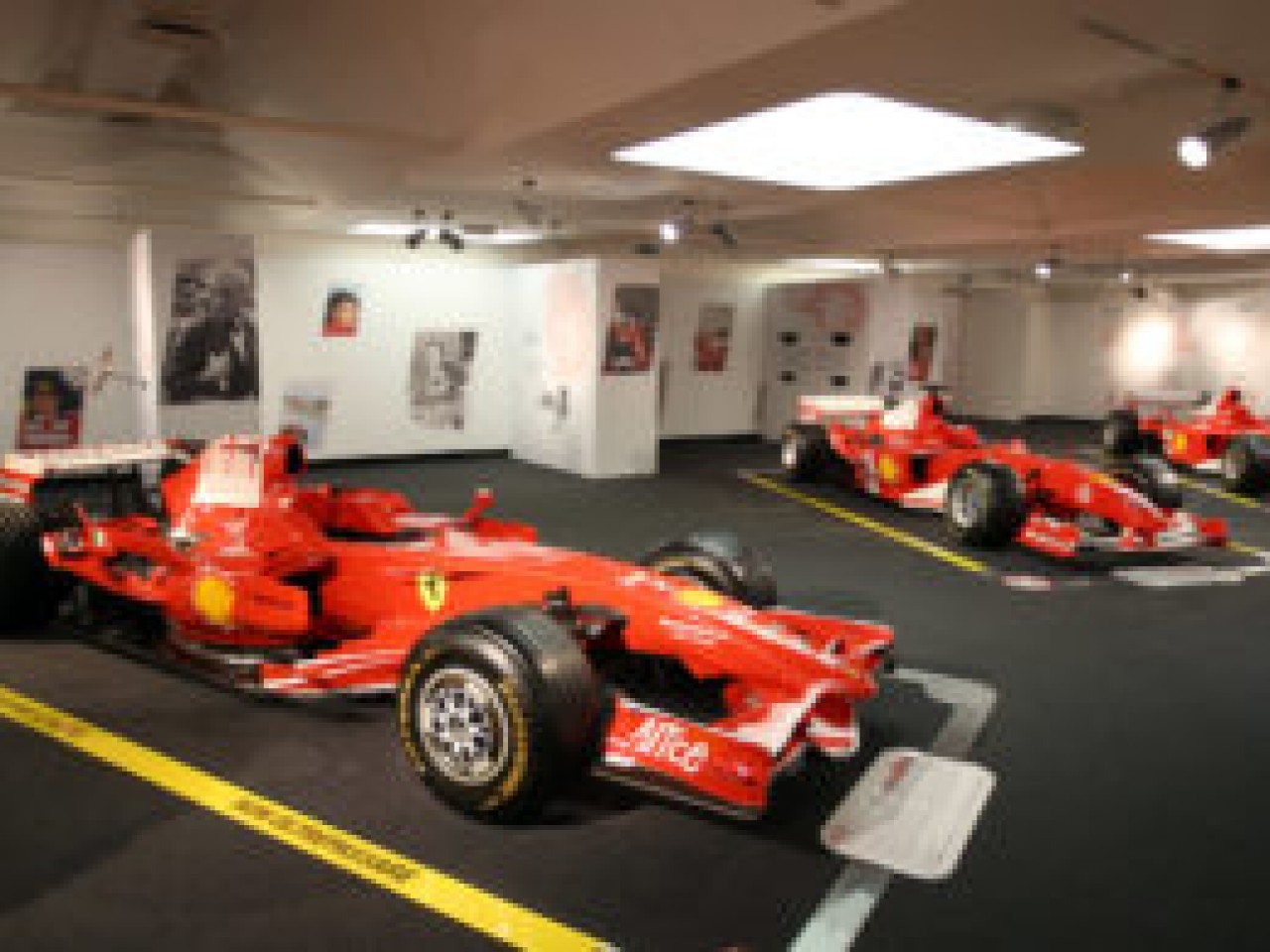 フェラーリ博物館