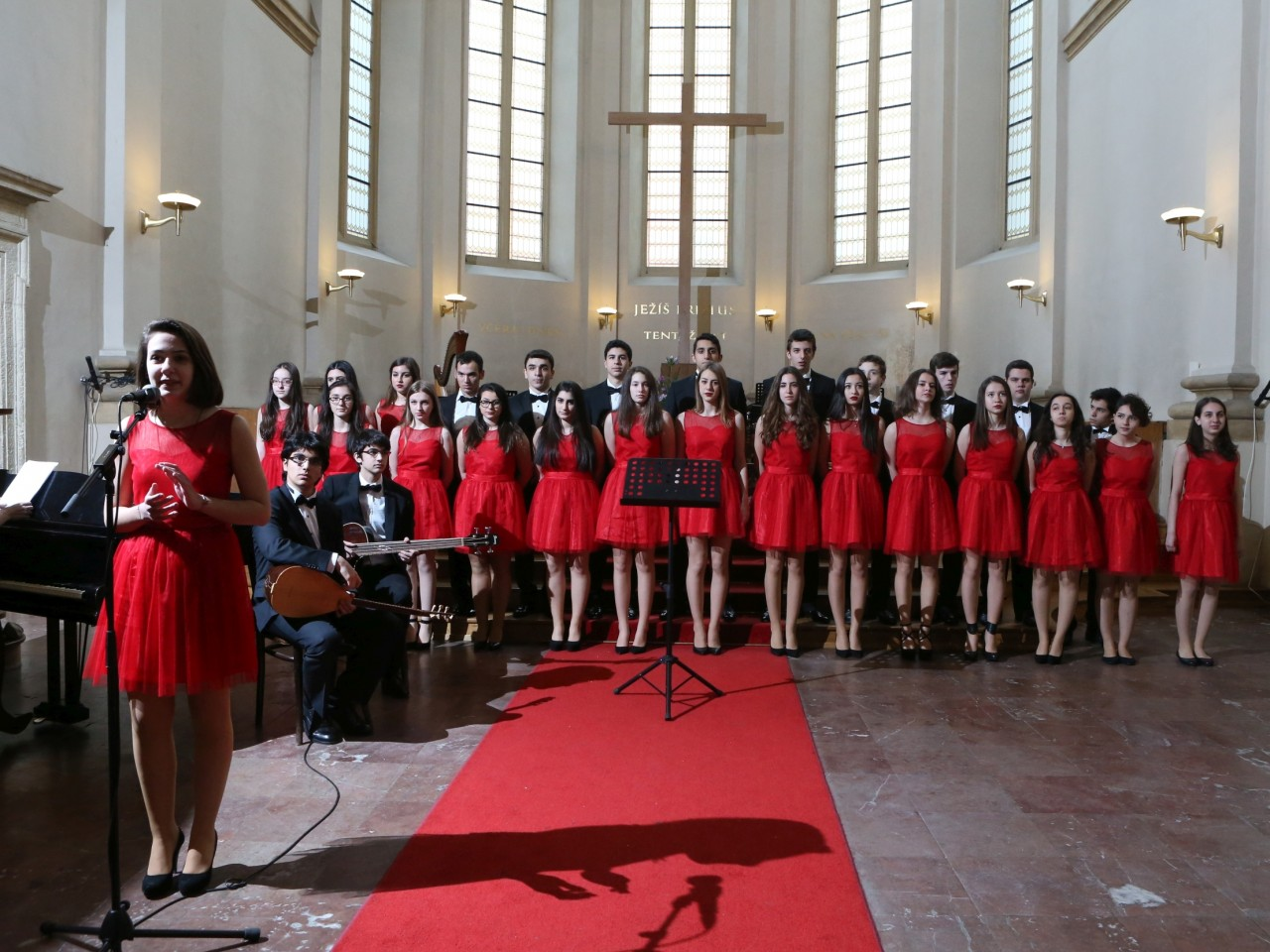 Young Bohemia Festival/Competition for Choirs & Orchestras