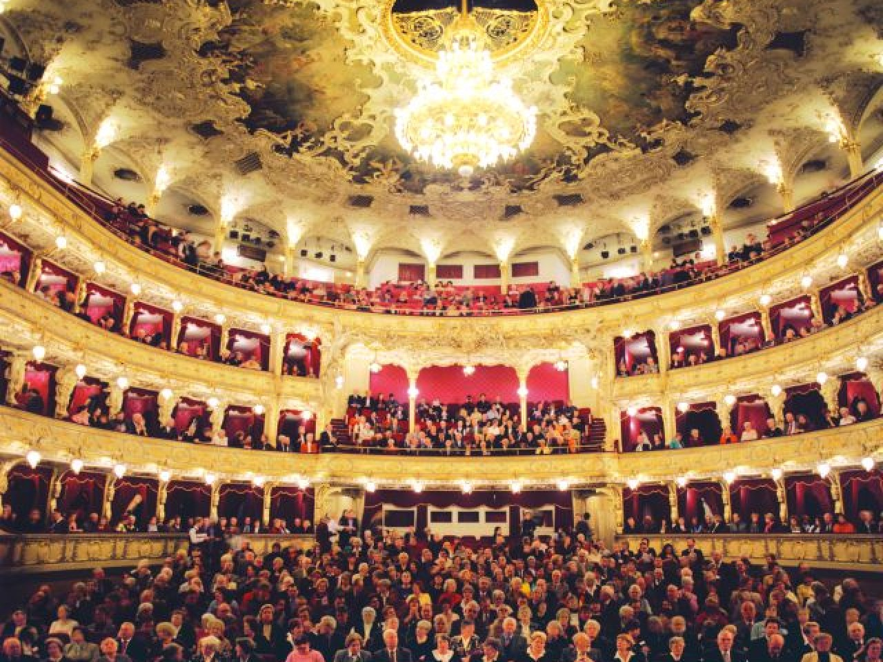 Prague Music Festival for Choirs & Orchestras