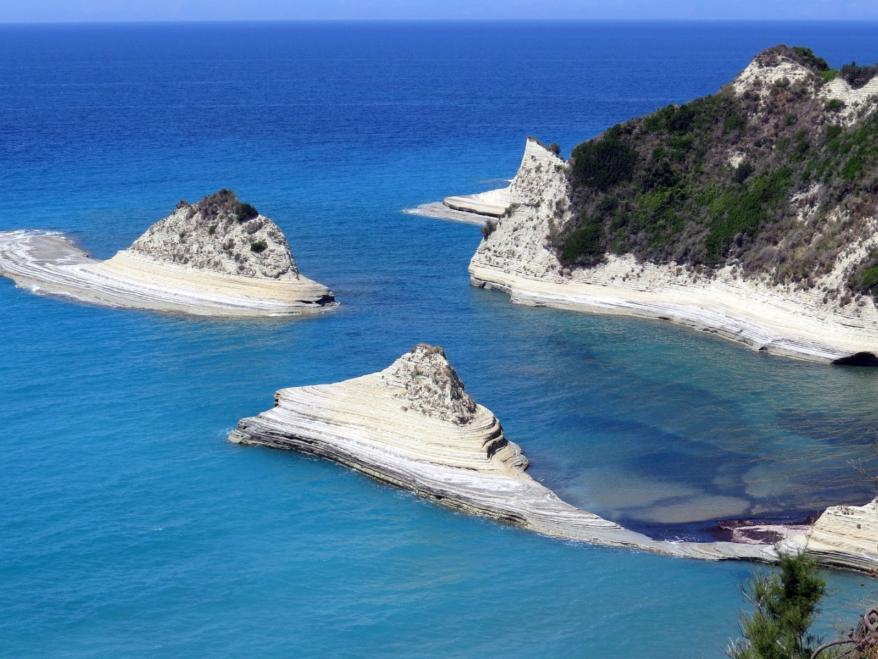 CORFU' CON SHADOW TRAVEL