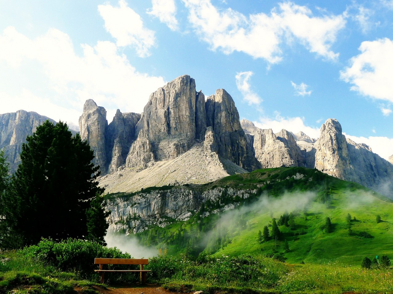 GRAN TOUR DELLE DOLOMITI CON SHADOW TRAVEL