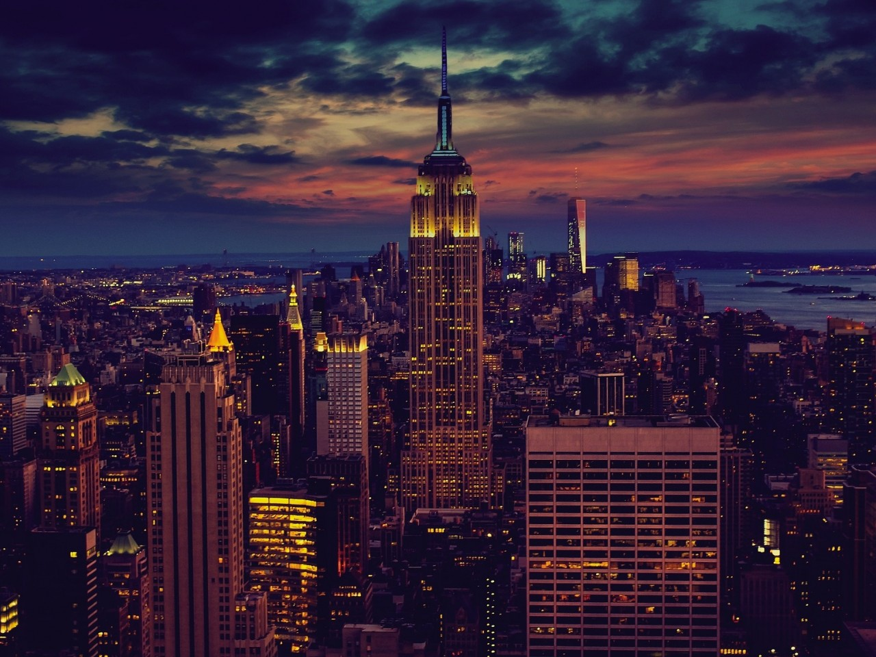 NEW YORK CON SHADOW TRAVEL
