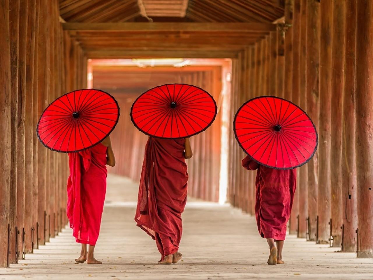 MYANMAR - BIRMANIA AUTENTICA