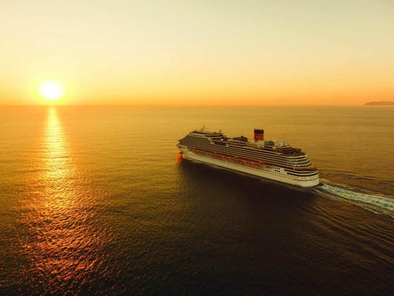 Grandi novità a bordo delle navi Costa