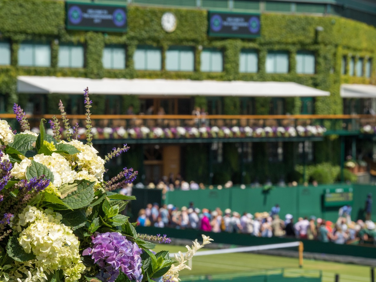 Wimbledon - Court No.1 - 01 July 2019