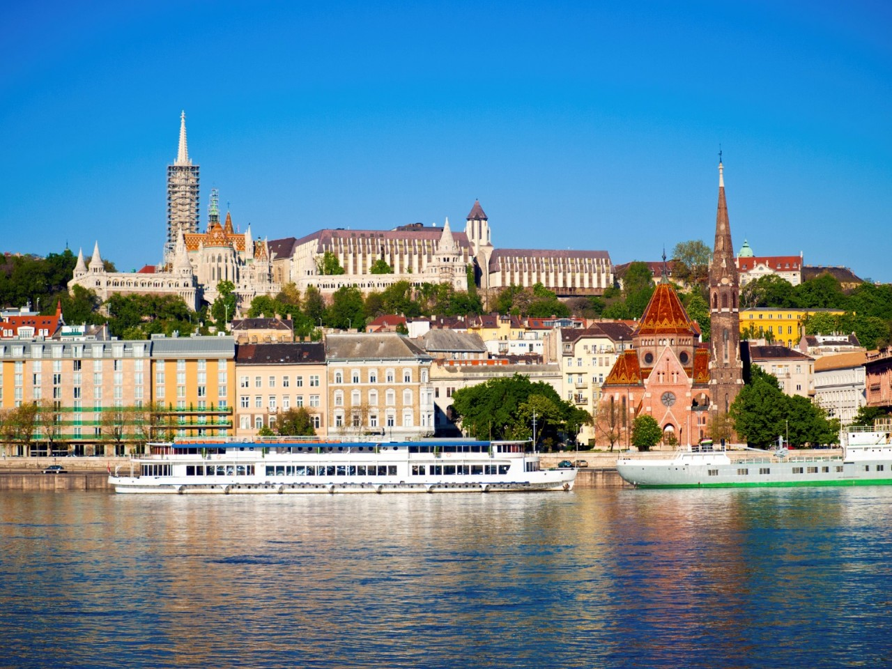 Budapest Individual Choir or Orchestra Tour