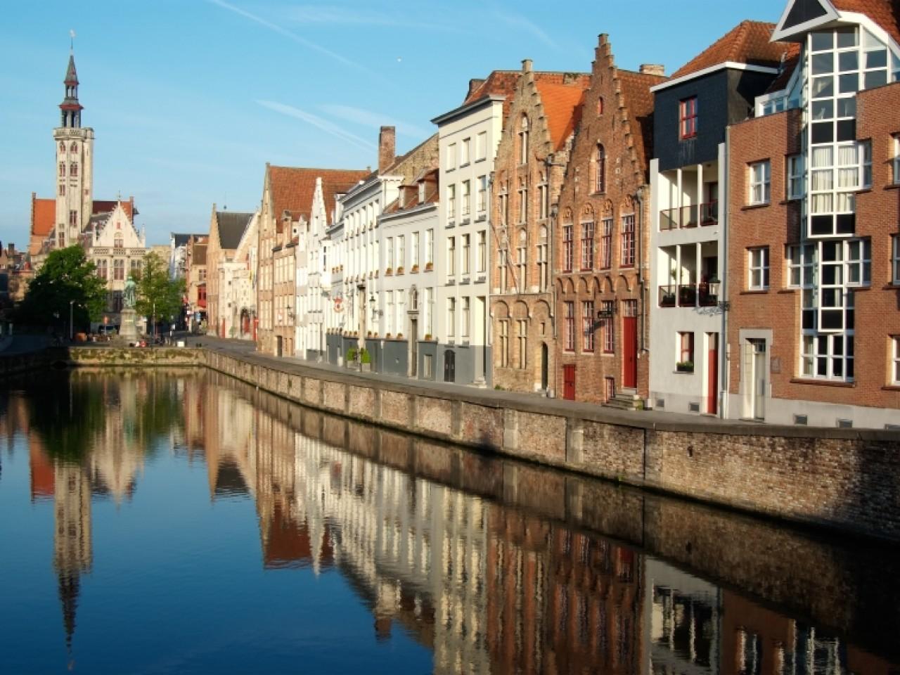 Antwerp: Pearl of Flanders Individual Choir Tour