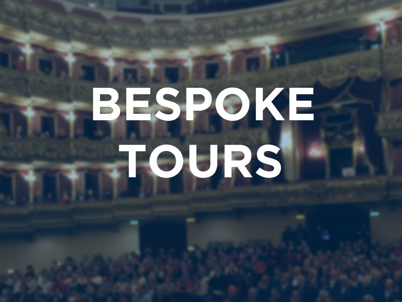 BESPOKE CHORAL TRAVEL