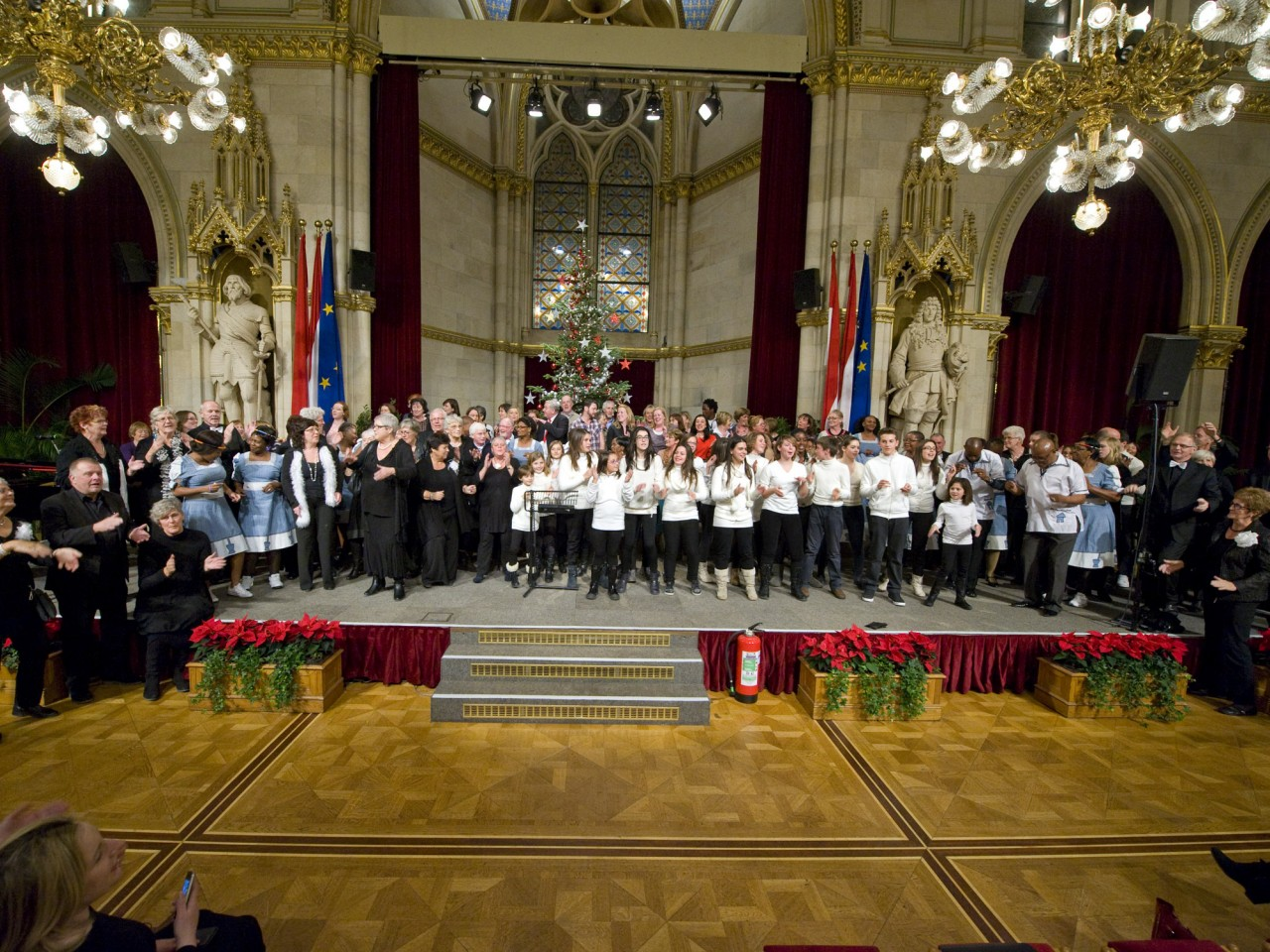 Vienna Youth World Peace Festival
