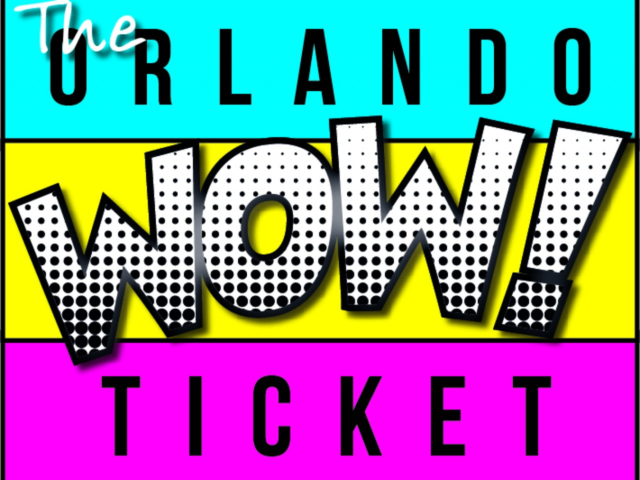 All the Fun of Orlando in our Combination Tickets