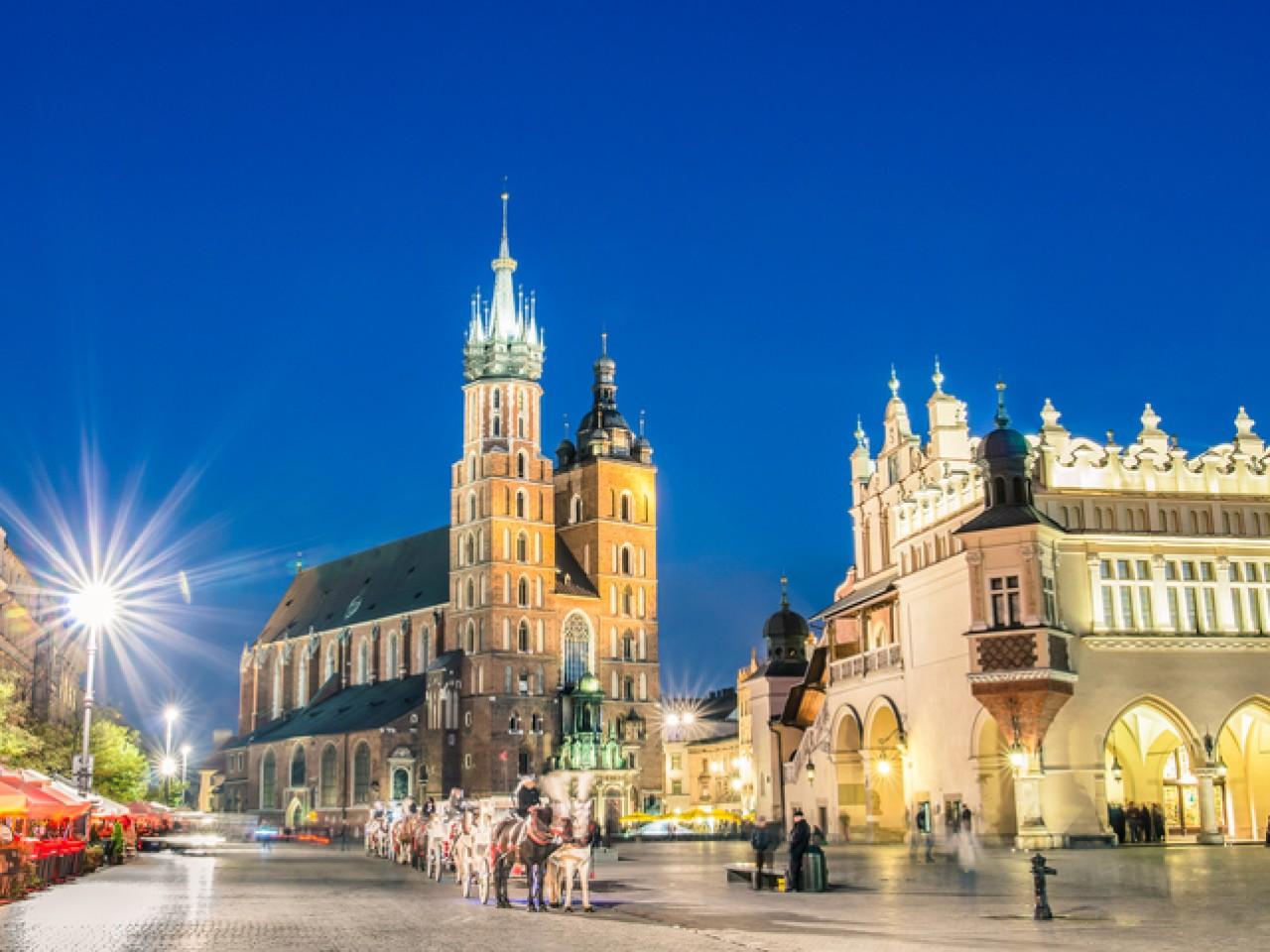 Krakow Christmas Markets: departing 02 December 2019