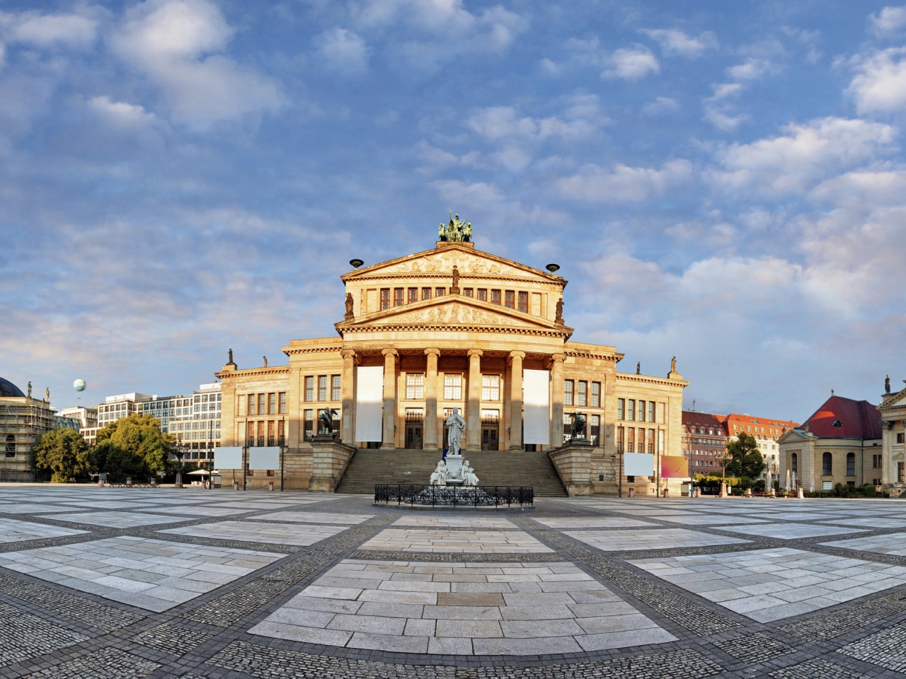 Historical Berlin & The Berlin Philharmonic: 06 March 2020