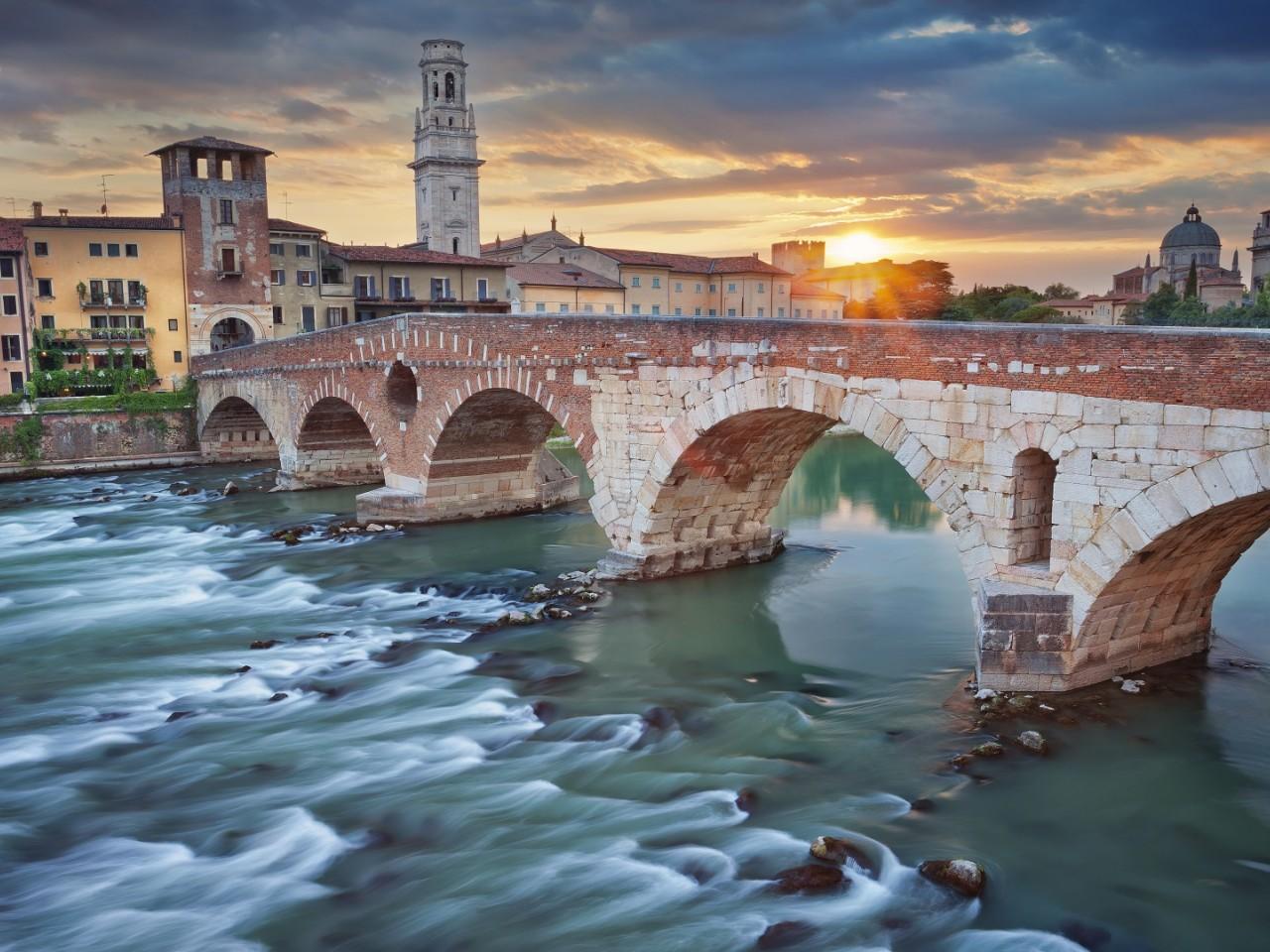 Ponte 1 Novembre a Verona