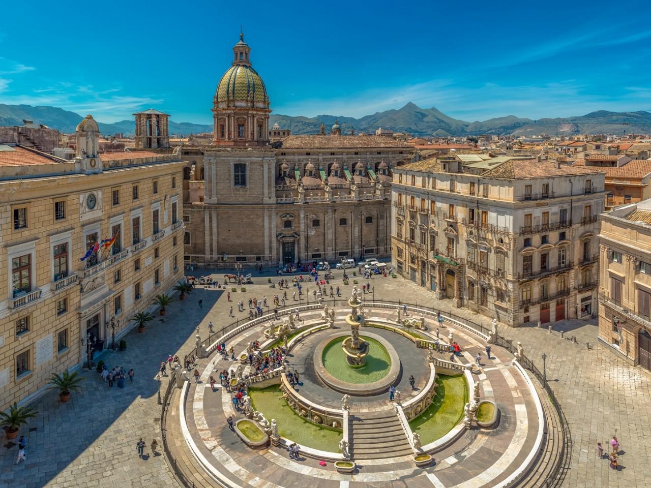 Fuga a Palermo