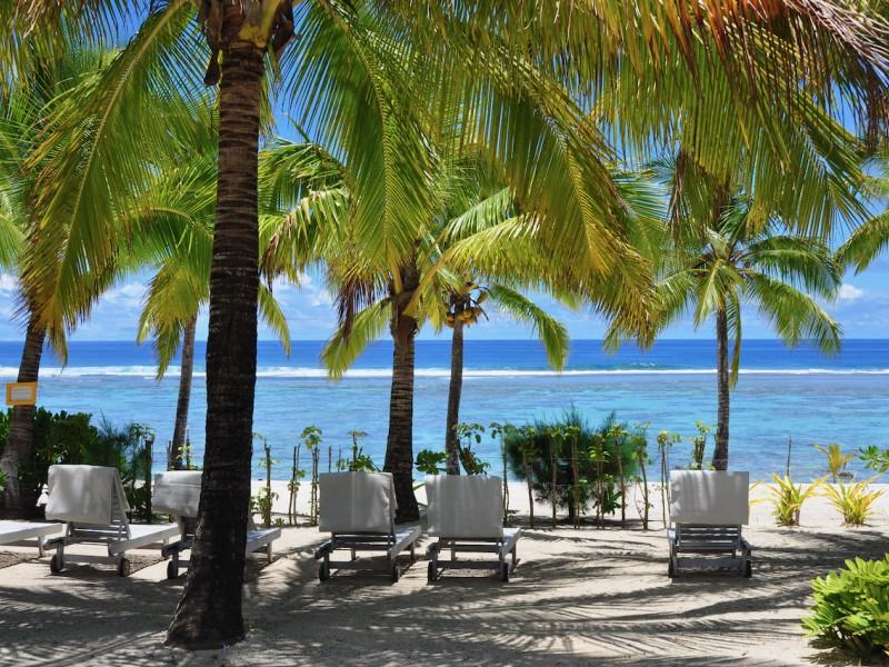 Rarotonga - The Crown Beach