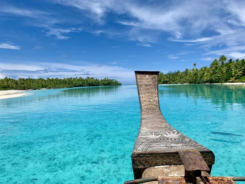 Vaka Cruise - Aitutaki Lagoon