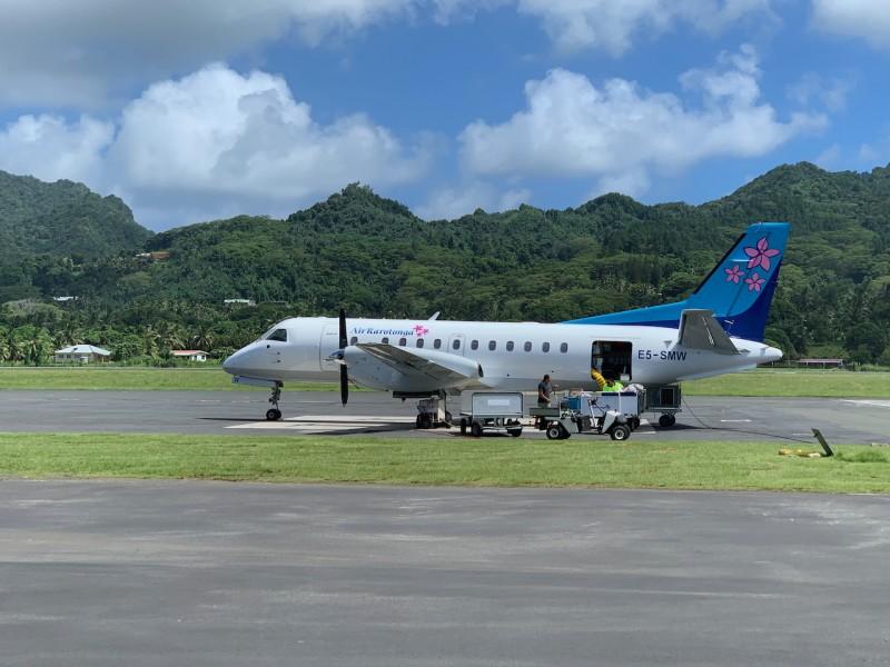 Air Rarotonga Fly in Paradise