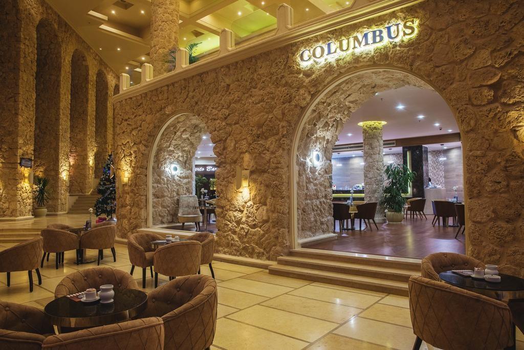 Columbos Cafe