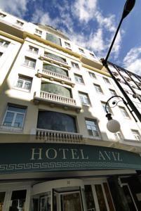 AVIZ HOTEL - LISBOA_1