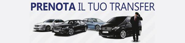 Servizio Transfer TopClass - Cosenza, Lamezia Terme, Paola